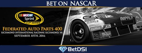 2016-NASCAR-Federated-Auto-Parts-400-Betting-Odds-at-BetDSI-Sportsbook