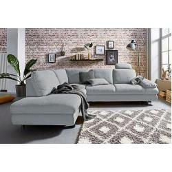 Ecksofas Mit Schlaffunktion Funktionsecken Trendmanufaktur Ecksofa Newlook Trendmanufakturnewlook Trendmanufakt In 2020 Corner Sofa Sofa Small Apartment Living Room