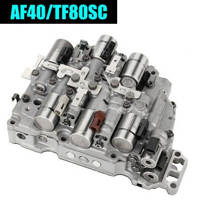 Ad Ebay Automatic Gearbox Valve Body Af40 Tf80sc For Peugeot 308