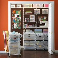 9 Closet Storage Tips From A Professional Organizer Craft Room
