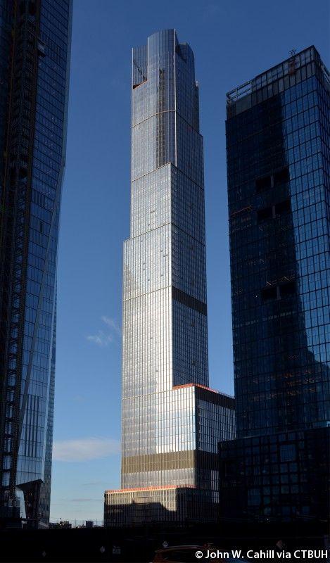 35 Hudson Yards - The Skyscraper Center | Skyscraper architecture ...