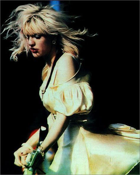 Courtney Love Kinderwhore
