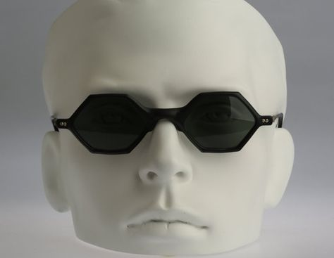 Sun Boy SB-46 Vintage sunglasses NOS Rare & by CarettaVintage