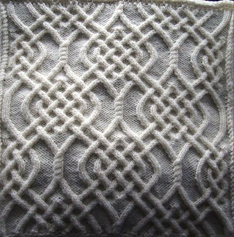 cable knitting patterns celtic motif (knot #79) pattern by devorgillau0027s knitting (sometimes…) CYEFCZH