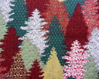 Christmas Fabric, In The Beginning 5WM1 Winter Menagerie Jason ...