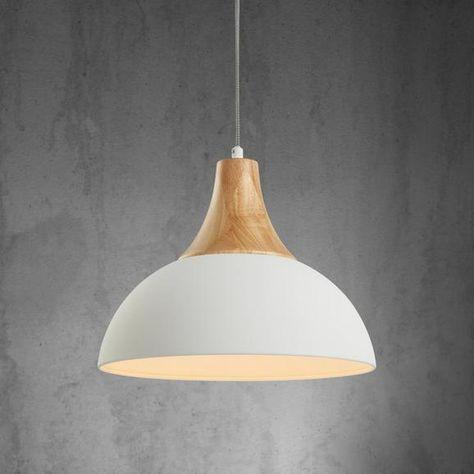 7 Watt LED Pendel Leuchte Mosaik Decken Beleuchtung silber Küchen Hänge Lampe