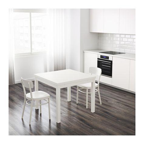 BJURSTA Mesa extensible - IKEA | cocina | Mesas, Mesas de comedor y ...