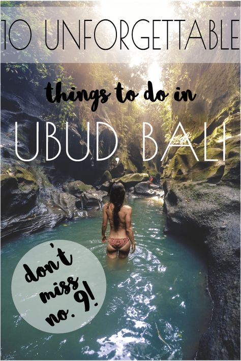 9 unforgettable things to do in Ubud (don't miss number 9!) - Ashtanga Yoga Girl