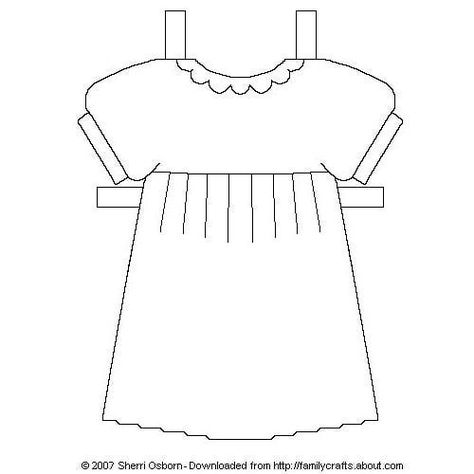 a0e4e1cb3 Paper Doll Dresses and Skirts
