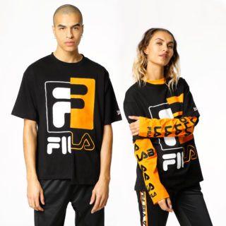 T shirt Bisect FILA X Junkyard XXXY | Vêtements cool