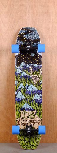 10 best Longboards images on Pinterest | Long boarding, Longboarding ...