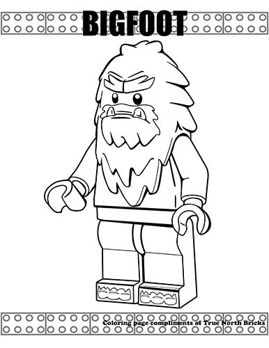 Minifigures Series Lego Coloring Pages Lego Coloring Coloring