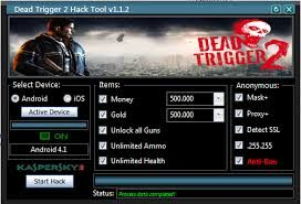 Dead Trigger 2 Hack Tool Ios Android New Glitch No Root