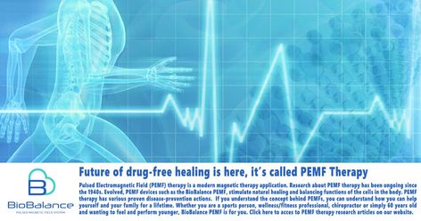 What Is The Benefit of PEMF Therapy?   BioBalance PEMF