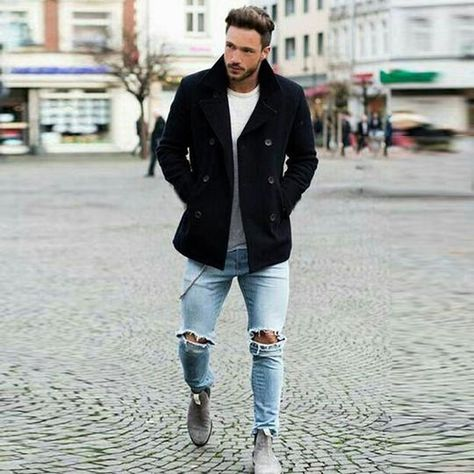 45 Yet to be Popular Winter Looks for Men (Winter is Coming) - Machovibes