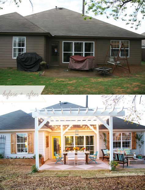 How to transform your patio space!