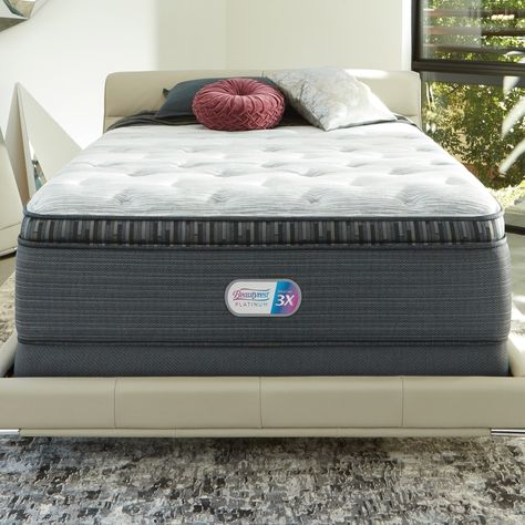 Beautyrest Platinum Haven Pines 16 Inch
