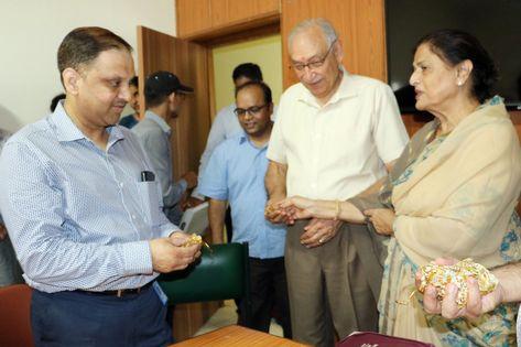Encardio rite's Lucknow Campus