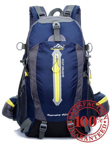 affff493e7 40L Light Camping Trip Backpack