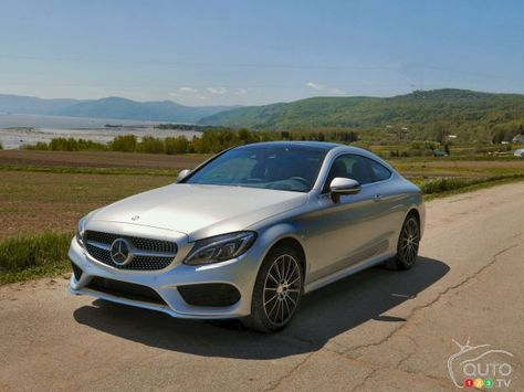 2017 Mercedes Benz C300 4matic Coupe Pictures Auto123
