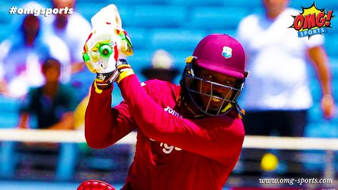 Gayle appointed as vice-captain for WI squad ahead of WC