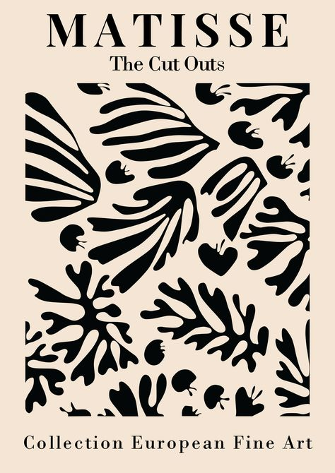 Matisse Kunst, Matisse Art, Henri Matisse, Room Posters, Poster Wall, Poster Prints, Art Print, Photo Wall Collage, Collage Art
