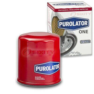 Purolator One Engine Oil Filter For 1985 1999 Toyota Tercel Long Life En Ebay In 2020 Oil Filter Filters Oils