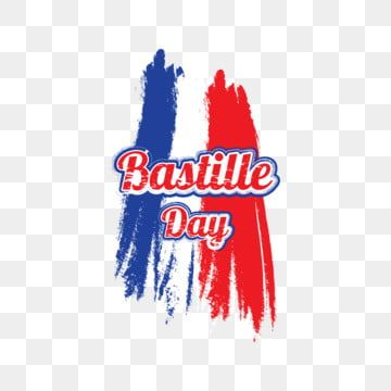 Bastille Day With Brush Color Style Flag Of France Flag Bastille French Png And Vector With Transparent Background For Free Download France Flag Bastille Day Bastille