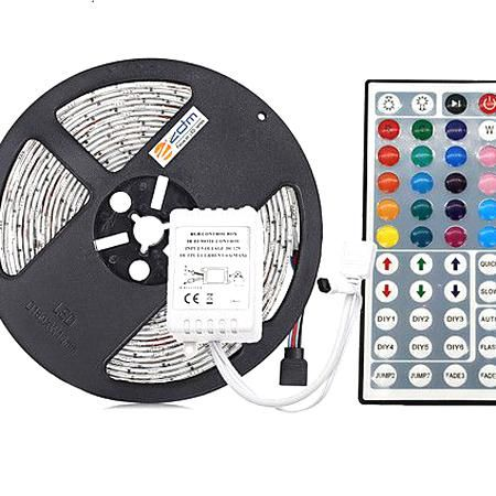 Features Led Strips For Your Room With 300 Color Options 16 4ft In Length Enough For A Room Setup 2 Sets Are R Led Strip Lighting Strip Lighting Tape Lights