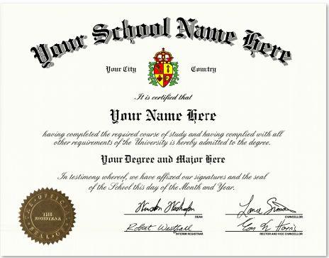 Free Printable High School Diploma Template Huge Collection of high - copy university diploma templates