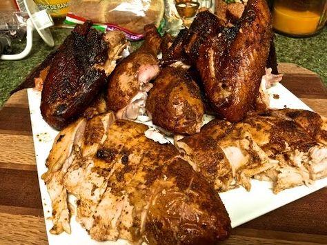 Pit barrel cajun turkey youtube bbq grilling pinterest forumfinder Choice Image