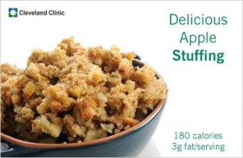 Apple Stuffing #ThanksgivingRecipes #softfoodrecipes