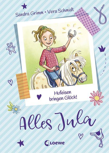 Alles Jula 3 Hufeisen Bringen Gluck Kinderbucher Grimm Kinder Lesen