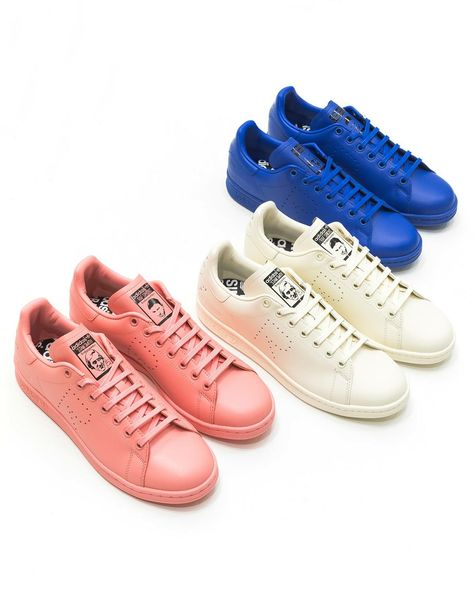 Raf Simons x adidas Consortium Stan Smith | Schuhe und Leder