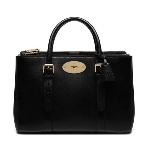 Mulberry Bayswater Double Zip Tote ( 2 b6371629ce0b8
