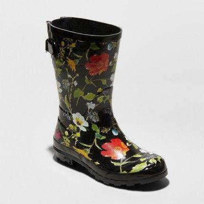 a new day women's samantha rain boot