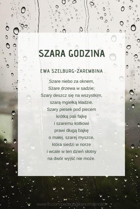 Wiersz Jesienny Jesień Wiersze Dla Dzieci Poems True