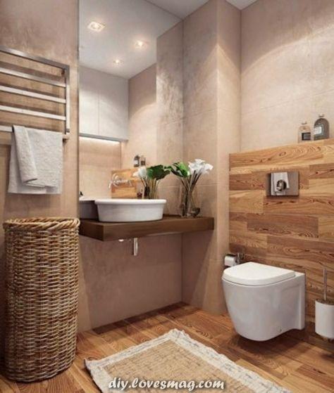 24 Badezimmer ohne fenster dekorieren