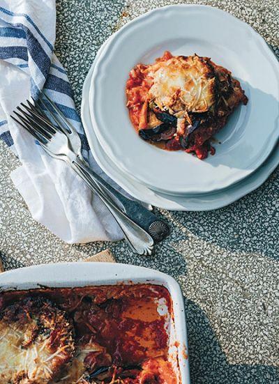450 Tortellini At Midnight Eggplant Parmigiana In 2020 Eggplant Recipes Recipes Tortellini