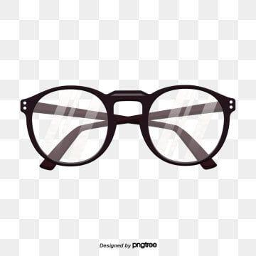 Cartoon Black Rimmed Glasses Element Glasses Lens Png Transparent Clipart Image And Psd File For Free Download Glasses Black Rimmed Glasses Hand Painted Glasses