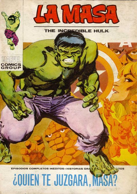 If the Hulk was not attached to Bruce Banner, would he be