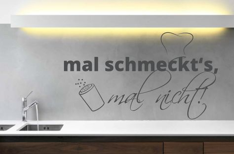 Wandtattoo HexenkücheKüche Esszimmer Essen Kochen Lustig Spruch Wandsticker