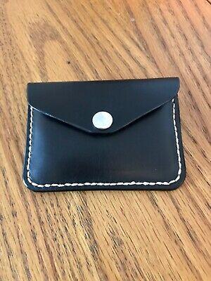Black Leather Card Wallet Credit Card Holder Birthday Business Card Wallet Ebay Business Card Wallet Leather Card Wallet Leather Credit Card Wallet