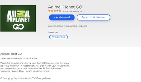 How To Watch Animal Planet Live Without Cable In 2020 Top 8 Options Animal Planet Planets Live Tv