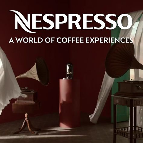 Discover a world of Nespresso coffee experiences customized for you at the touch of a button. Only from Nespresso Vertuo.