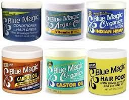Image Result For Blue Magic Grease Blue Magic Magic Hair