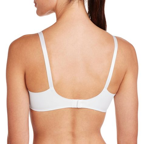 8a6a27d118a Blissful benefits by warner s underarm smoothing wire-free bra warner