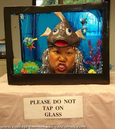Fish Tank - Halloween Costume Contest at Costume-Works Fish - halloween fish tank decorations