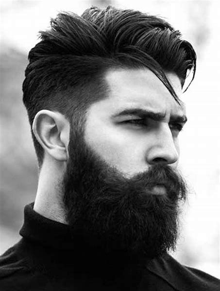 How To Make Your Curly Beard Straight With Pro Straightening Tips Hair And Beard Styles Beard Styles Beard Styles For Men