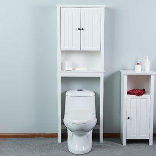 34++ Wayfair over the toilet type